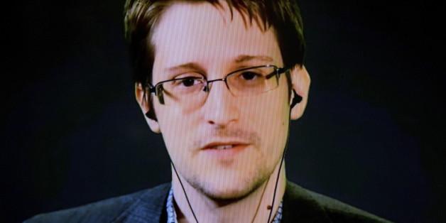 Edward Snowden lebt zurzeit in Russland