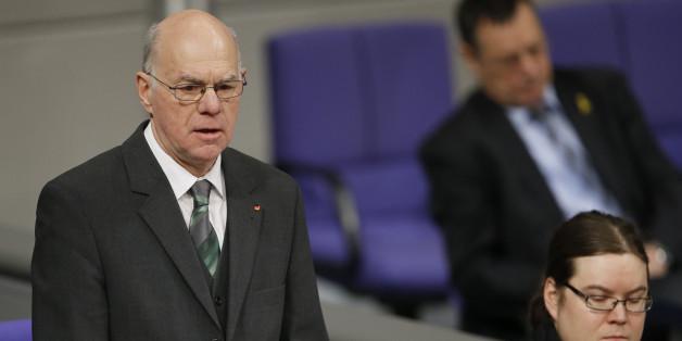 Norbert Lammert ist Präsident des Deutschen Bundestages