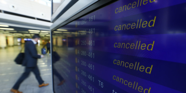 Die Piloten der Lufthansa streiken, Flüge fallen aus - das ist der Grund