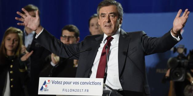 Im Wahlprogramm des französischen Präsidentschaftsbewerbers Francois Fillon hat sich ein peinlicher Fehler eingeschlichen