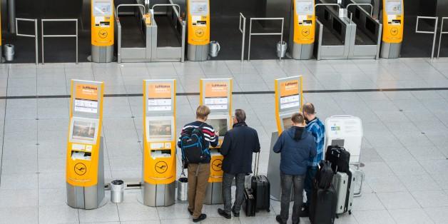 Die Lufthansa-Piloten streiken bis Freitag