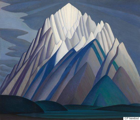 mountain forms