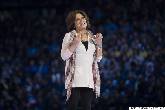 margaret trudeau we day