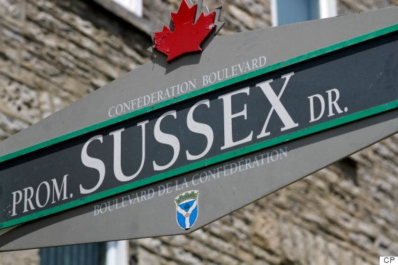 sussex drive