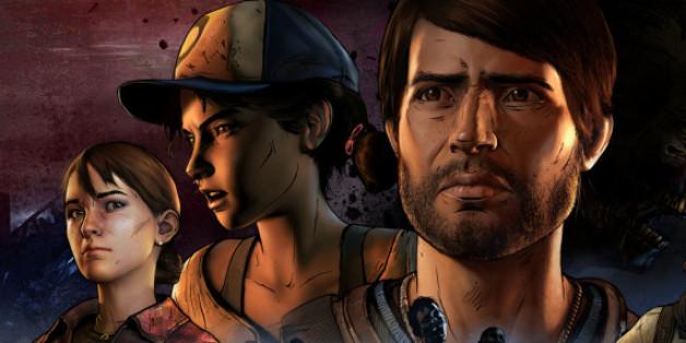 """Ein erstes Artwork zeigt einige der Charaktere aus der neuen """"Walking Dead"""" Serie"""