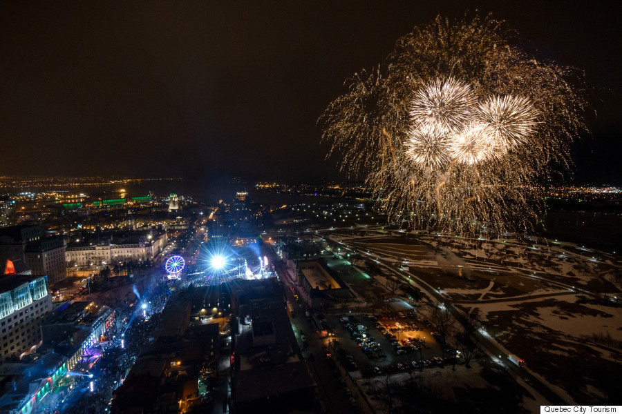 new years eve quebec