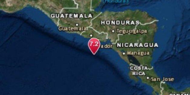 Erdbeben erschüttert Nicaragua: Tsunami-Warnung in Mittelamerika