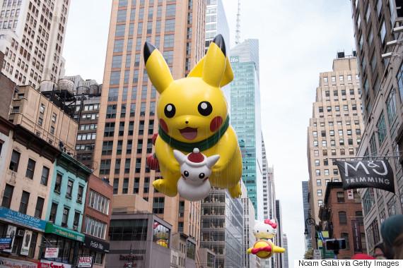 macys day parade pokemon