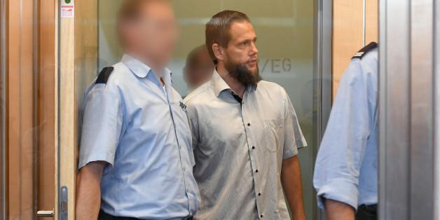 Sven Lau steht seit September in Düsseldorf wegen Terrorverdacht vor Gericht