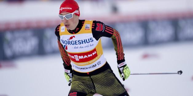 Eric Frenzel ist der Star der Nordischen Kombination