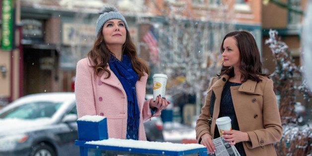 """Lorelai und Rory Gilmore sind zurück. Das """"Gilmore Girls""""-Revival ist ab 25. November bei Netflix zu sehen."""
