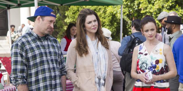 """Netflix zeigt ab 25. November das """"Gilmore Girls"""" Revival """"Ein neues Jahr""""."""