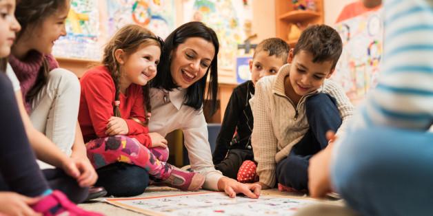 3 der bekanntesten Unternehmer haben sich ihr Erfolgsgeheimnis von Kindergärtnerinnen abgeschaut.
