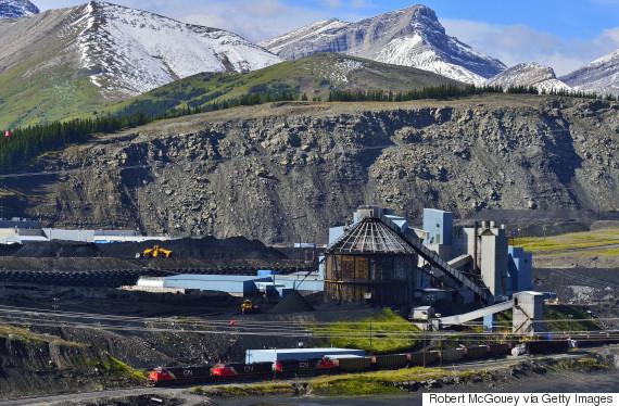 alberta coal plant