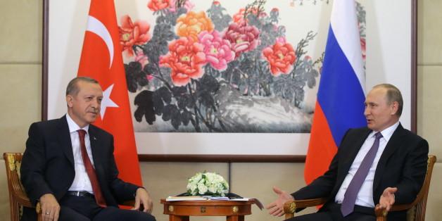 """""""China und die islamische Welt lachen sich halbtot """": So gefährlich ist die Achse Ankara-Moskau-Peking wirklich"""