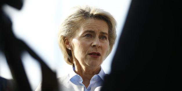 """Von der Leyen: """"Vielleicht ist der Populismus unsere Chance"""""""