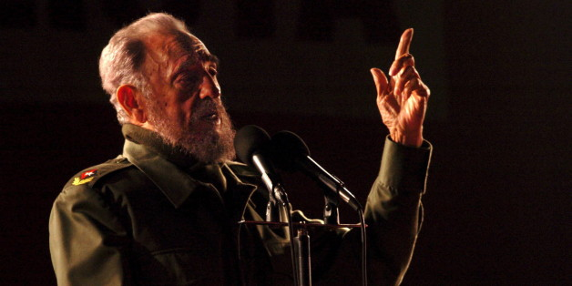 Fidel Castro 2006 in Argentinien