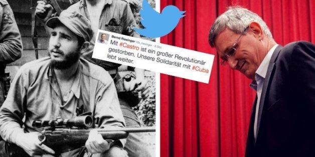 An die Linken: Eure Verehrung für Fidel Castro ist entsetzlich