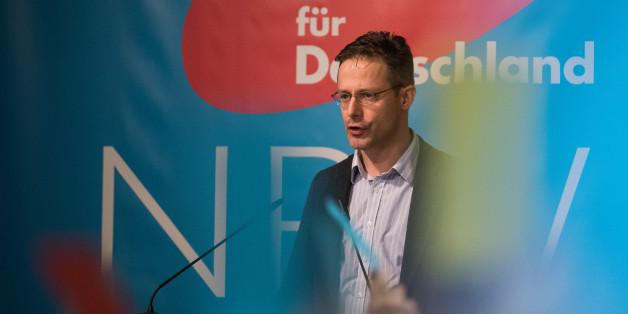 Listen-Parteitag in NRW: AfD-Veranstaltung wird zum offenen Schlagabtausch