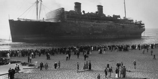 Vor achtzig Jahren lief dieses Schiff an der US-Ostküste auf Grund – was mit den Passagieren passierte, bleibt bis heute ein Rätsel