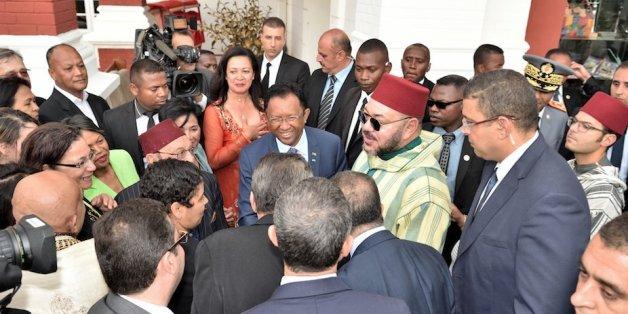 Quand le roi Mohammed VI se prête au jeu des questions-réponses