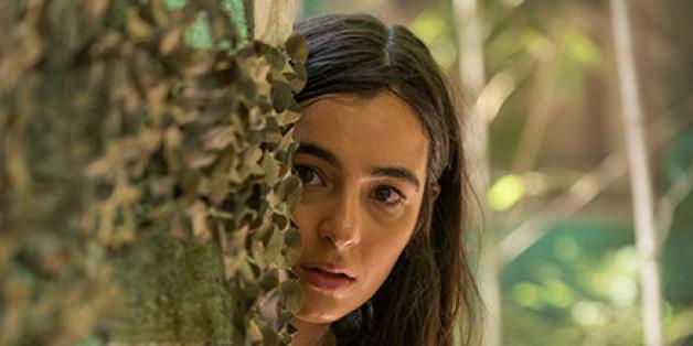 """Tara entdeckt in Episode 6 der siebten Staffel """"The Walking Dead"""" eine neue Community Überlebender."""