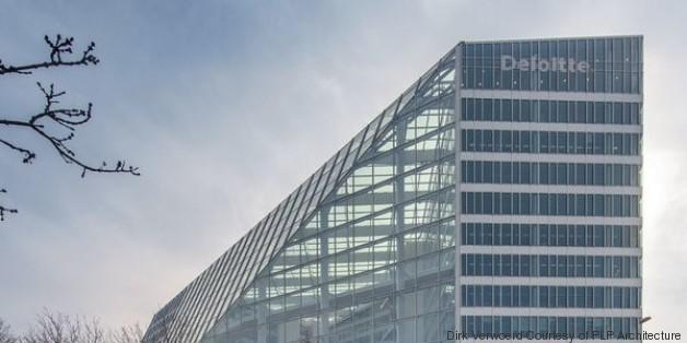 the edge building