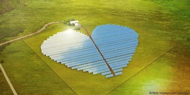 conergy new caledonia solar farm