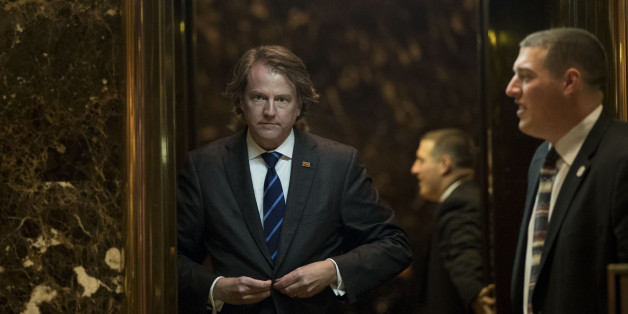 Trump's White House Counsel Is Like Kryptonite To Campaign Finance Reform