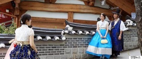 jeonju hanbok