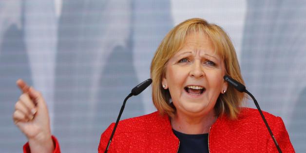 Nordrhein-Westfalens Ministerpräsidentin Hannelore Kraft weiß, wer SPD Kanzlerkandidat wird