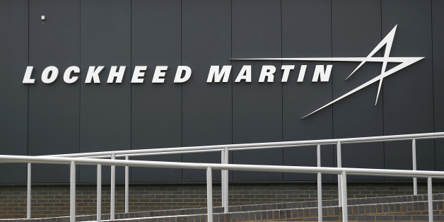 A sign at the new Lockheed Martin Manufacturing Centre of Excellence is seen at the company's headquarters in Ampthill near Bedford, Britain June 9, 2016.  REUTERS/Peter Nicholls