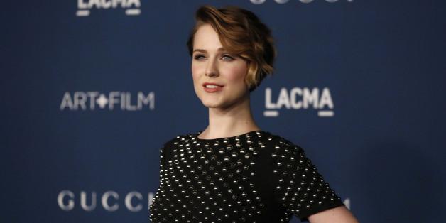 """Actress Evan Rachel Wood schockiert mit ihrem Geständnis: """"Ja, ich bin vergewaltigt worden"""""""