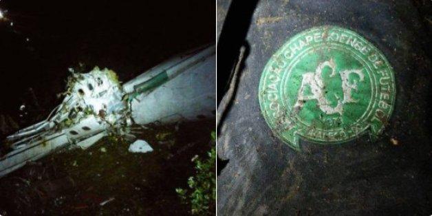 Le crash d'un avion transportant des footballeurs brésiliens en Colombie fait au moins 75 morts