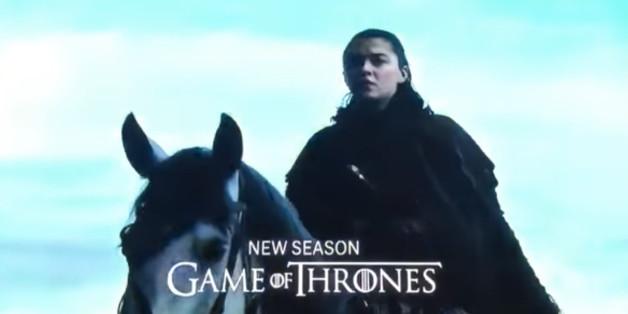 Arya Stark (Maisie Williams) ist im ersten Teaser zu Staffel 7 zu sehen. Deutet ihre Winterkleidung auf ein Zusammentreffen mit ihren Geschwistern hin?