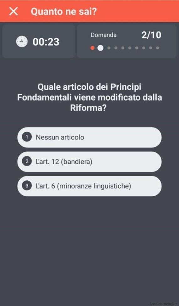 costituendum