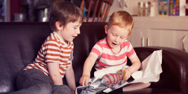 Geschenke für Kinder - Ideen können helfen