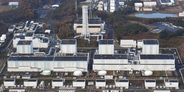 An aerial view shows Tokyo Electric Power Co.'s Fukushima Daini nuclear power plant in Naraha town, Fukushima prefecture, Japan, in this photo taken by Kyodo November 22, 2016. Mandatory credit Kyodo    Kyodo/via REUTERSATTENTION EDITORS - THIS IMAGE WAS PROVIDED BY A THIRD PARTY. EDITORIAL USE ONLY. MANDATORY CREDIT. JAPAN OUT. NO COMMERCIAL OR EDITORIAL SALES IN JAPAN.