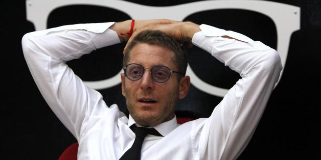 Fiat-Erbe Lapo Elkann täuschte seine Entführung vor.