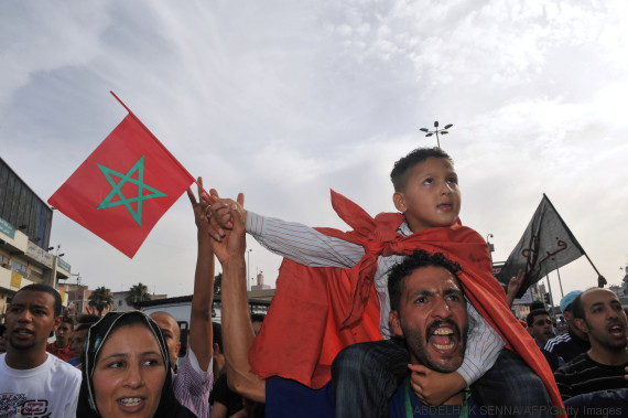 morrocco flag