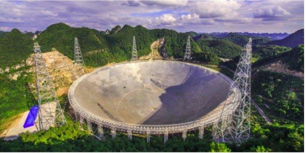 Le télescope géant chinois chasse les extraterrestres... et les riverains