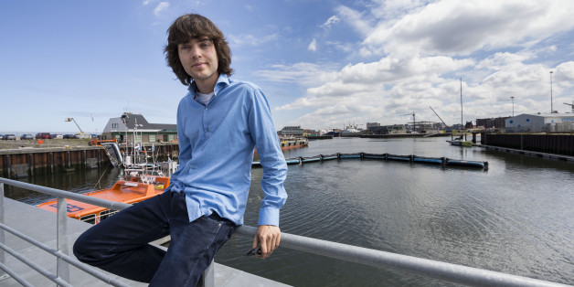 Der Erfinder Boyan Slat will die Weltmeere von Plastikmüll befreien