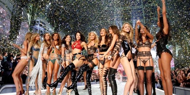 """""""Victoria's Secret""""-Show ist beliebt"""