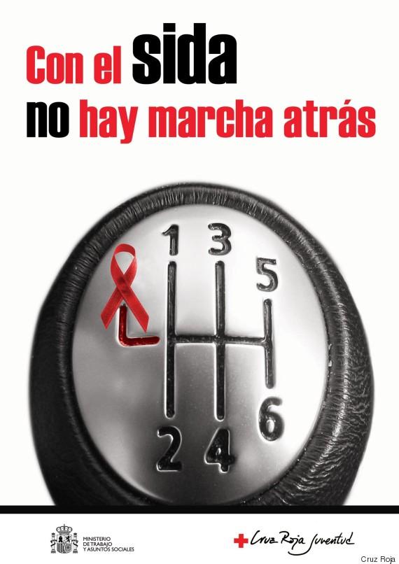 marcha atras sida cruz roja