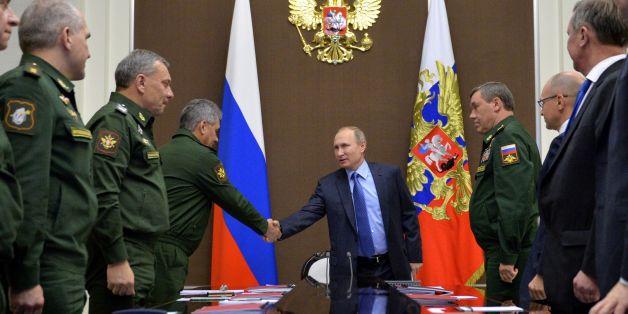 Militär-Experte warnt: Was Putin heimlich im Norden von Polen errichtet, könnte Europa zum Verhängnis werden