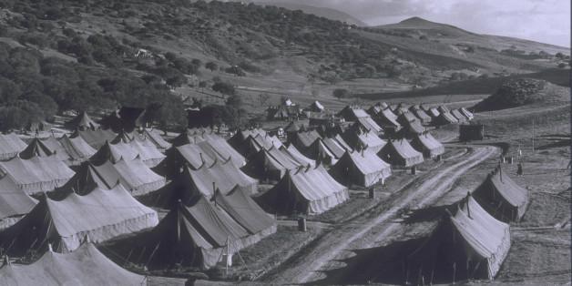 In US Militär-Camps sollen deutsche Juden zu Zeiten des Zweiten Weltkrieges Nazis überwacht und verhört haben.