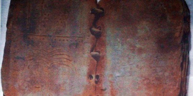 2.000 Jahre alte Blei-Tafeln aus dem Jordan sollen ein neues Licht auf das Leben und Wirken von Jesus werfen.