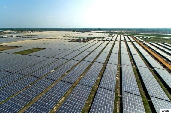 India Just Turned On The World S Biggest Solar Power Plant