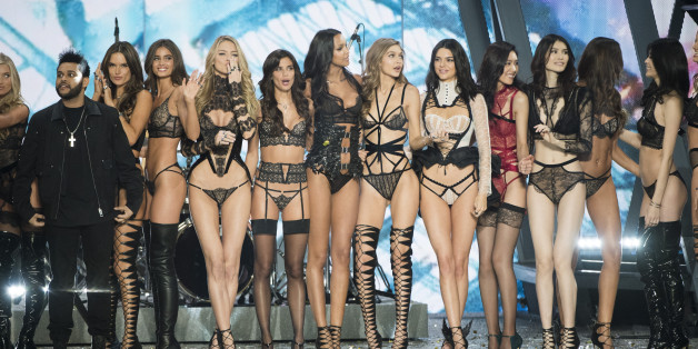 b97d45b84b7fe I Attended The Victoria's Secret Fashion Show, And I Felt Obese ...