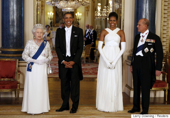 michelle obama palace